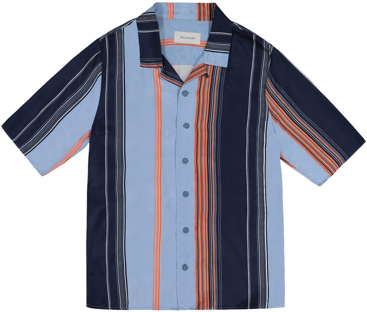 kortermet skjorte til dress